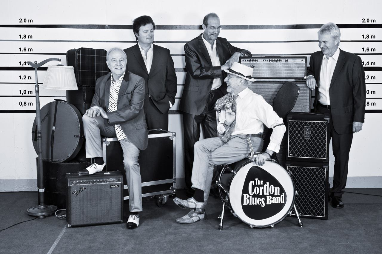 cordon blues band