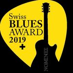 Swiss Blues Award 2019 Nominee logo